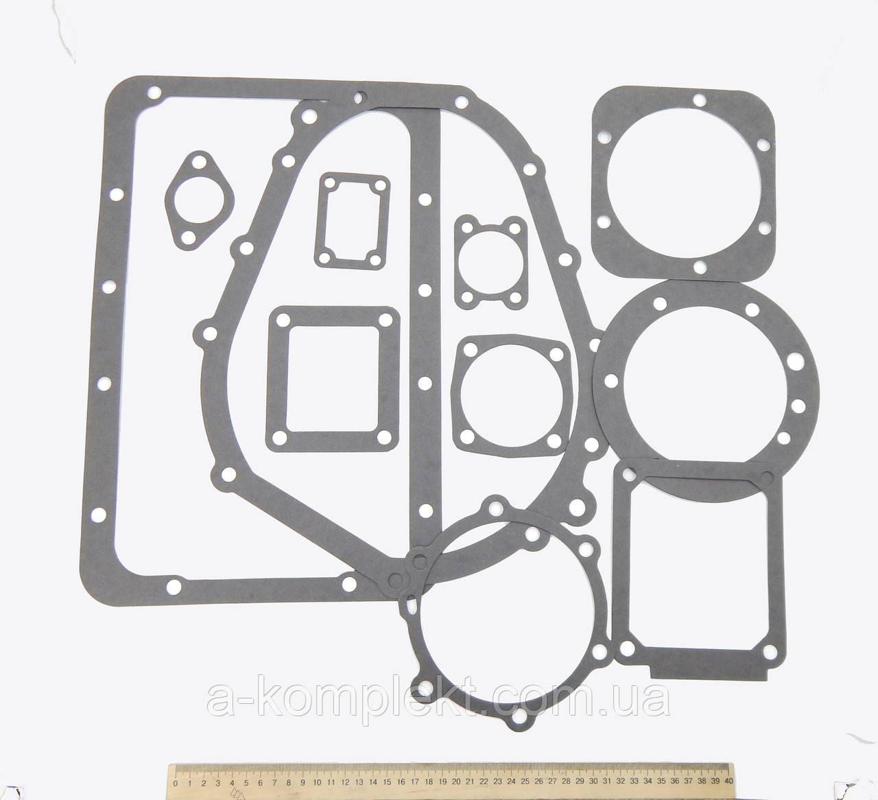 Комплект  прокладок КПП ЗИЛ-4331 (4331-1700000) (арт.19401).