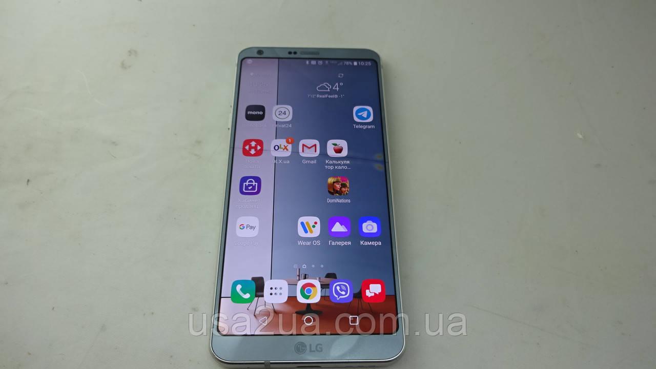 "Уценка! Смартфон LG G6 5,7"" 32Gb 4Gb озу LCD 2880x1440 двойная камера КРЕДИТ Доставка Гарантия"