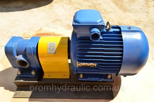 Насосный агрегат БГ11-25а, БГ11 25а