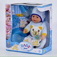 """Функциональная кукла """"Baby Born"""" с аксессуарами!"""