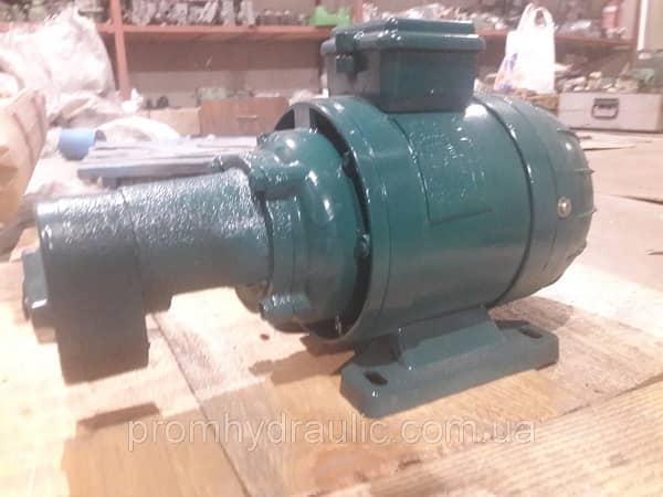 Шестеренные насосные агрегаты БГ11-11А, БГ11 11А