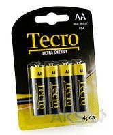 Элемент питания Tecro R03P-4B(UE)