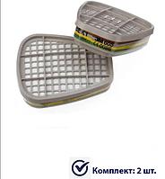 Фильтр угольный 3М 6059 аммиак