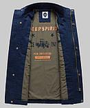 Jeep original 100% хлопок Мужская куртка в стиле милитари джип, фото 5