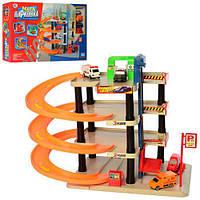 Игрушка гараж 0849 мега парковка игровой набор для мальчика