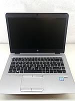 "Ноутбук 14.1"" HP ProBook 840 G3 - i5-6200u/8/128ssd/FHD/знос бат. 5% підсвітка"