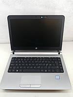 """Ноутбук 13.1"""" HP EliteBook 430 G3 - i3-6100u/4/128ssd/знос бат. 5% підсвітка"""