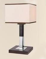 Лампа настольная Amelia LN-1.36/wen, 1x60w, E27, венге - 18874
