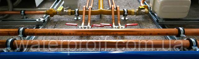 Водопроводные и отопительные системы