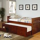 """Дворівнева ліжко """"Жасмин"""", фото 3"""