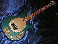 Бас-гитара Ernie Ball Music Man American Sub 4 Bass
