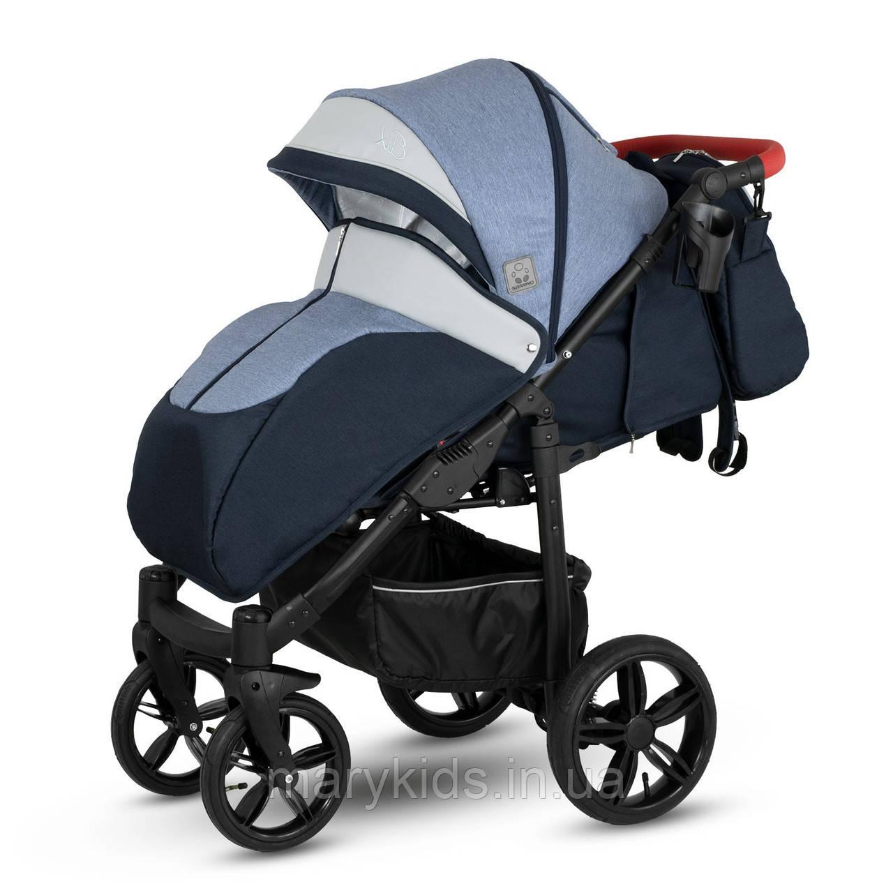 Детская универсальная прогулочная коляска Camarelo Elix Ex-4