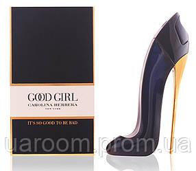 Carolina Herrera Good Girl black, жіноча парфумована вода 80 мл.
