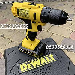 Dewalt DCD776 шуруповерт аккумуляторный 13 мм металичный патрон новый