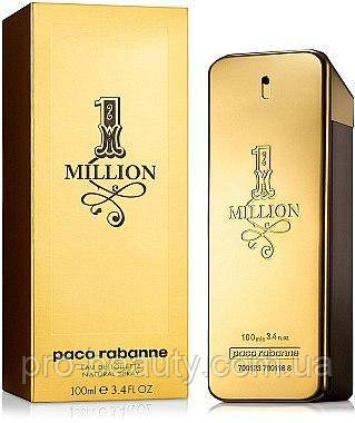 Paco Rabanne 1 million чоловіча туалетна вода 100 мл(пошкоджена упаковка)
