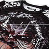 Рашгард Venum Gorilla Rashguard Long Sleeves Black, фото 5