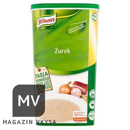 Суп Журек сухой концентрат tm Knorr 1,4 кг