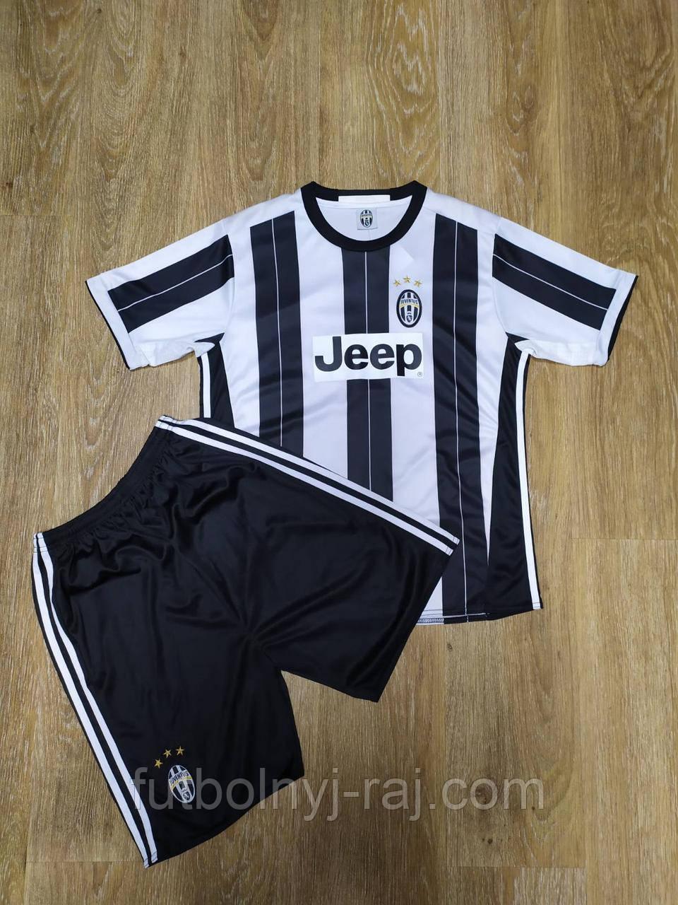 Форма футбольна дитяча FC Juventus.