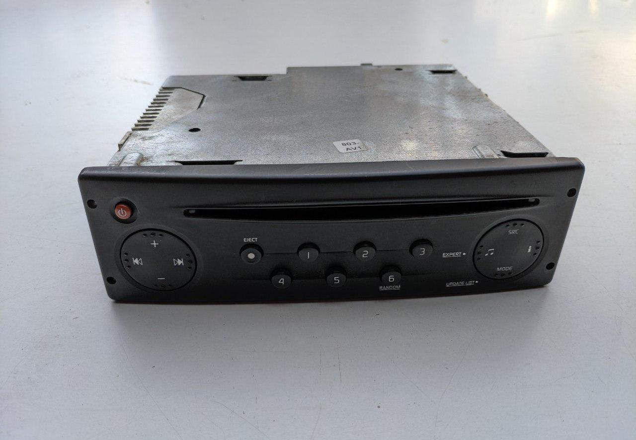 Магнітофон Renault Master, Opel Movano, 1998-2010, 8200633634 (Б/У)