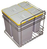 Сортер для мусора выдвижной