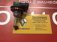 Лампа противотуманной фары Renault Clio 3 (Megneti Marelli 002549100000)
