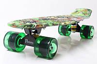 Скейт Пенни борд Penny Board Ultra Led 22