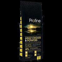 Profine ADULT CHICKEN & POTATOES, 3 кг, Харьков, Киев, Херсон, Николаев