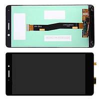 Дисплей модуль Huawei GR5 2017 BLL-21 /Honor 6X в зборі з тачскріном, чорний