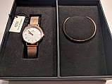 Годинник і браслет Daniel Wellington Classic Petite Melrose DW копія, фото 3