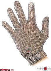 Защитные кольчужные перчатки RNIROX-2000