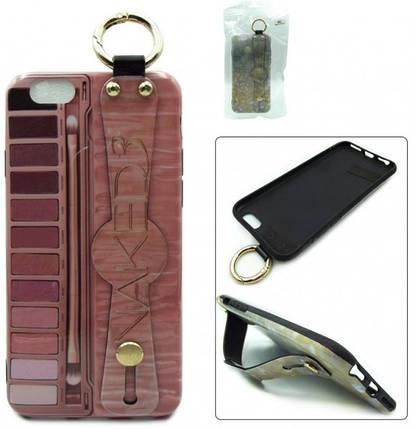 Luxury силиконовая накладка для Apple iPhone 7G Cosmetic Bag (с рисунком), фото 2