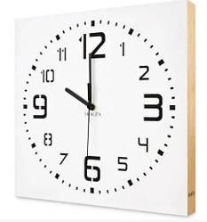 Часы настенные Kauza 0004, белые