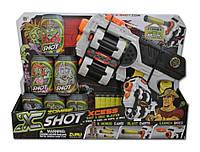 Игрушечное оружие X-Shot Бластер Ураган Зомби
