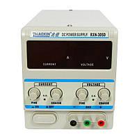 Лабораторный блок питания ZHAOXIN RXN-305D c цифровой индикацией.