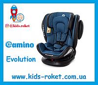 Автокресло El Camino EVOLUTION (ME 1045) группа 0+/1-2-3