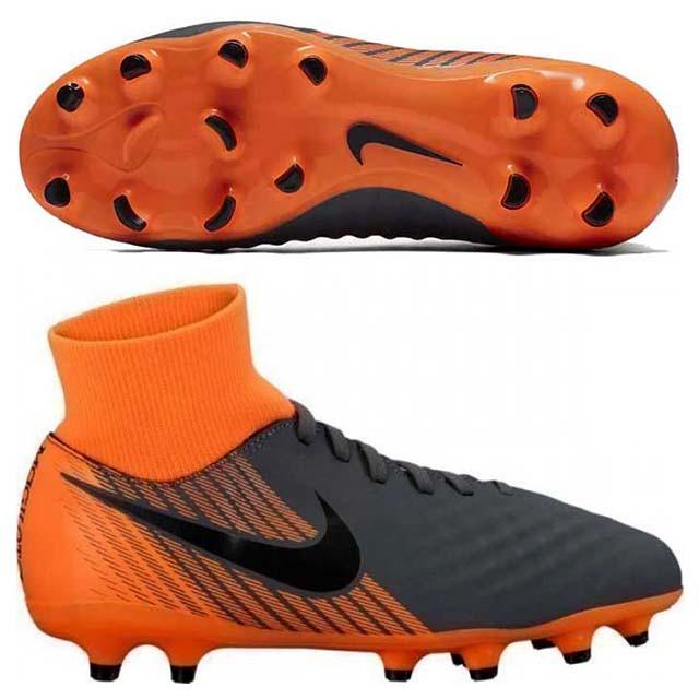 Детские футбольные бутсы Nike JR Magista Obra II Academy DF FG AH7313-080