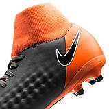 Детские футбольные бутсы Nike JR Magista Obra II Academy DF FG AH7313-080, фото 2