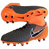 Детские футбольные бутсы Nike JR Magista Obra II Academy DF FG AH7313-080, фото 3
