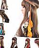 Подвеска повязка ободок для волос Покахонтас тиара, фото 3