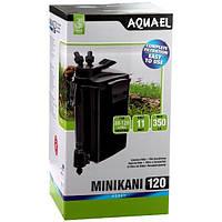 Aquael MINIKANI 120 внешний канистровый фильтр для аквариума 80-120 л