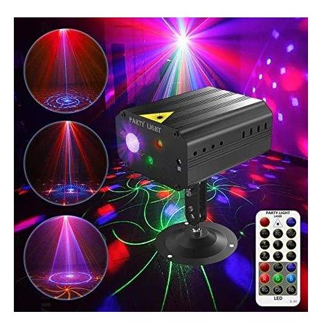 Суппер новинка ! Хит продаж ! Лазерный проектор для вечеринки (36 шаблонов+ пульт ДУ)