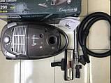 Мощный Пылесос Rainberg RB-656 3200 Вт Оригинал, фото 2