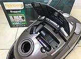 Мощный Пылесос Rainberg RB-656 3200 Вт Оригинал, фото 7