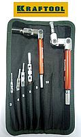 Набор имбусовых ключей (3-10)  KRAFTOOL ( Крафтул),Cr-Mo сталь