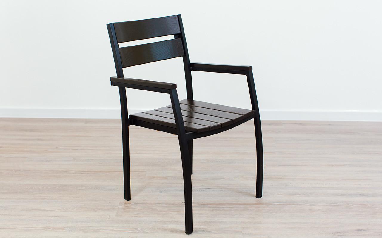 """Кресло для кафе Микс-Лайн """"Стелла"""" Венге"""