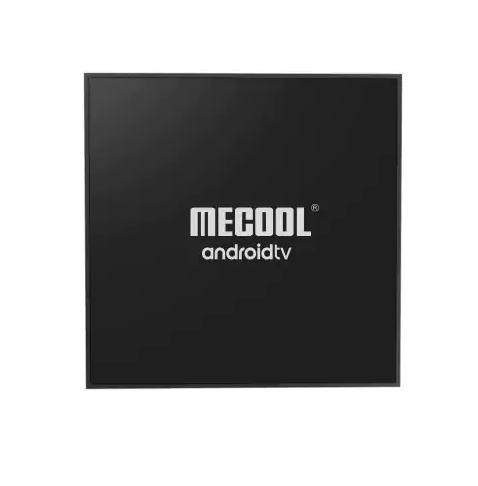 Mecool KM9 Pro Classic 2/16 | Android TV 9.0 | Сертификат Google | Смарт ТВ Приставка (+ Налаштування)