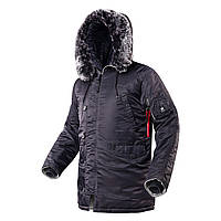 Оригинальная зимняя куртка аляска  AIRBOSS Winter Parka 171000123221 (темно-серая), фото 1