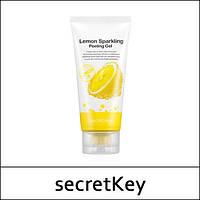 Пилинг-скатка Secret Key Lemon Sparkling Peeling Gel