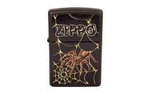 Зажигалка Zippo Black 218.184, КОД: 314464