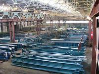 Изготовление металлических изделий и конструкций, металлообработка, изготовление деталей по чертежам заказчика